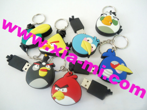 Angry bird Digital U disk