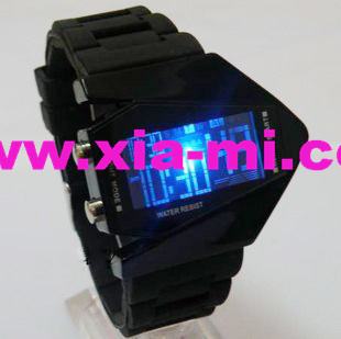 Led swatch swiss watch
