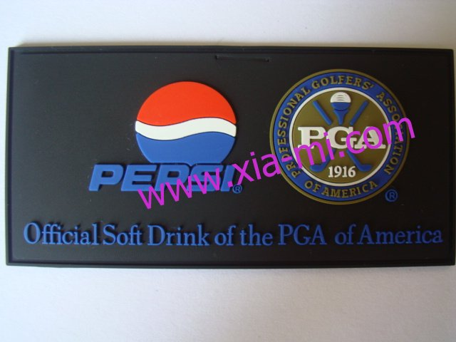 soft pvc label trademark
